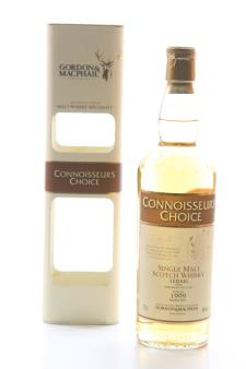 Tobermory Disitllery (Gordon & Macphail Selected) Single Malt Scotch Whisky Ledaig Connoisseurs Choice 16-Years-Old 1999