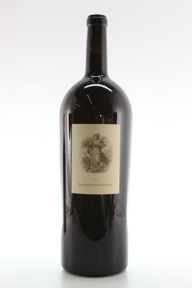 The Napa Valley Reserve Proprietary Red 2007