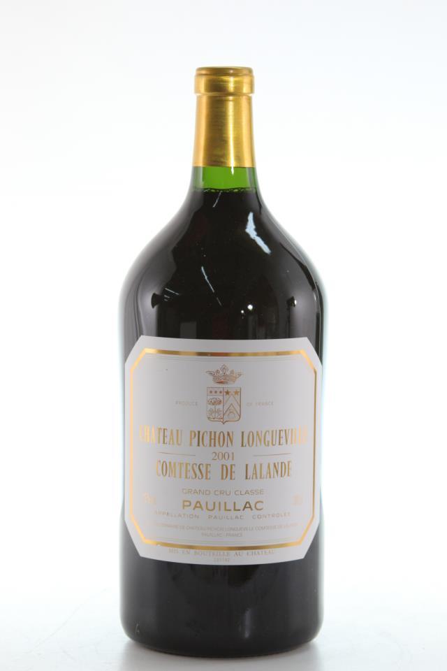 Pichon-Longueville Comtesse de Lalande 2001