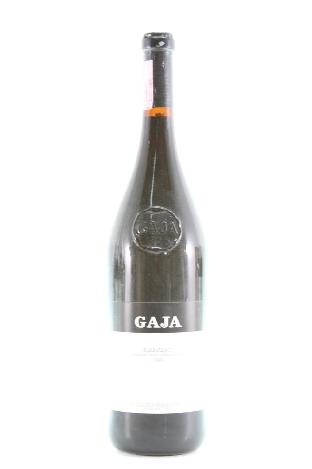 Gaja Barbaresco 1989