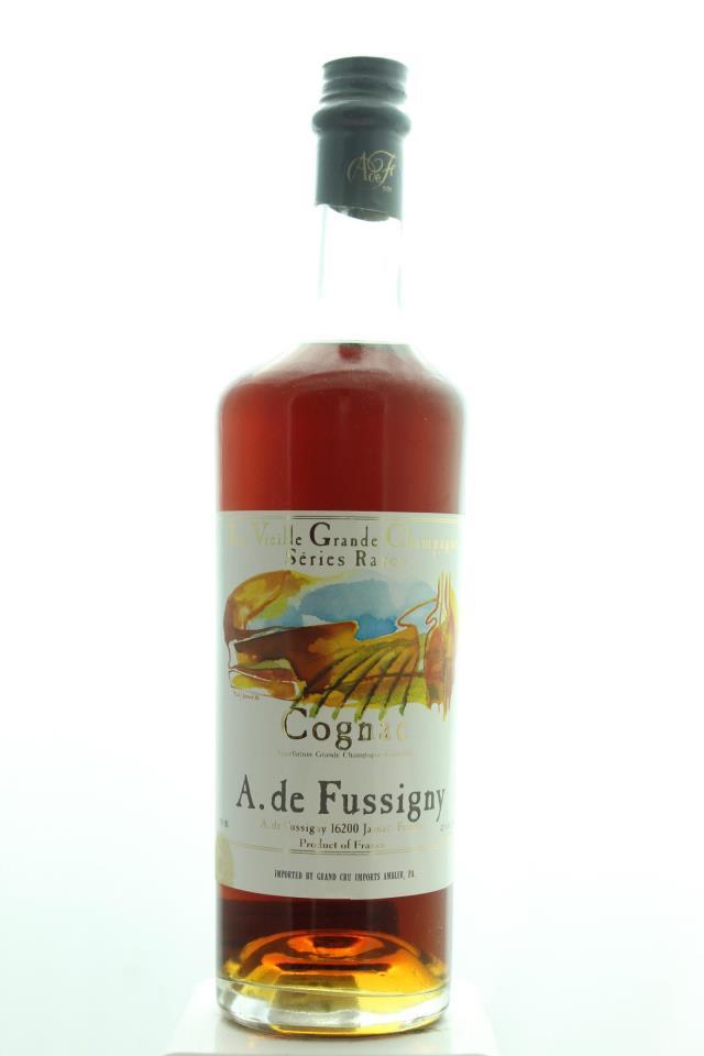 A. de Fussigny Cognac Sèries Rares Très Vielle Grande Champagne NV