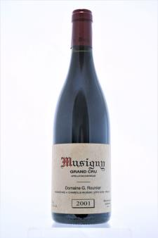 Georges Roumier Musigny 2001