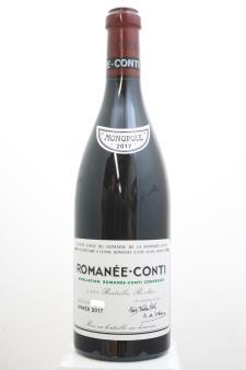 Domaine de la Romanée-Conti Romanée-Conti 2017