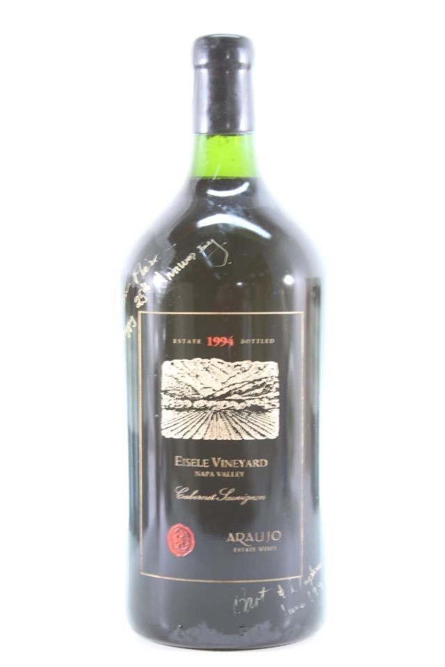 Araujo Estate Cabernet Sauvignon Eisele Vineyard 1994