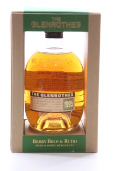 Glenrothes Single Speyside Malt Scotch Whisky 18-Years-Old 1995