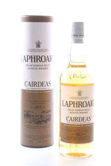 Laphroaig Islay Single Malt Scotch Whisky Cairdeas Cask Strength Quarter Cask (2017 Edition) NV