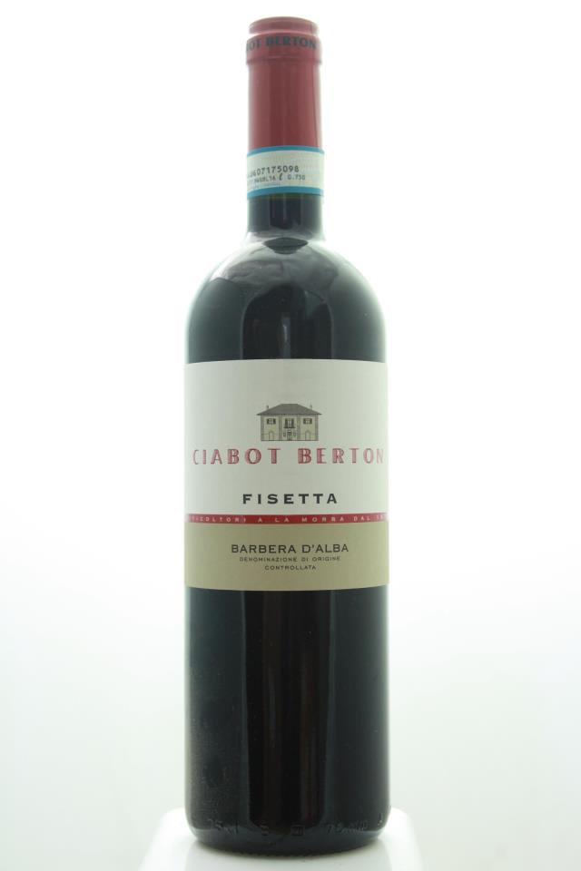 Ciabot Berton Barbera d'Alba Fisetta 2015