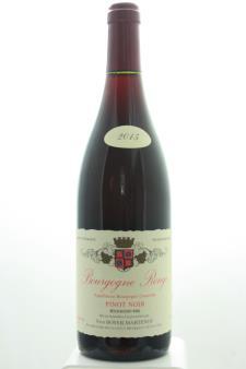 Yves Boyer-Martenot Bourgogne Rouge 2015