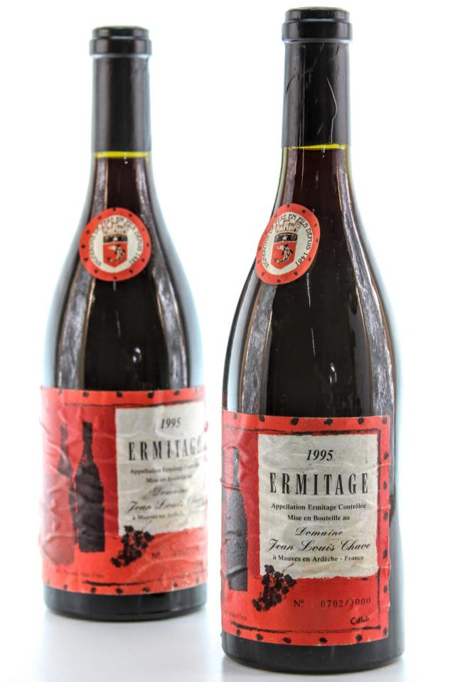 Domaine Jean-Louis Chave Hermitage Cuvée Cathelin 1995