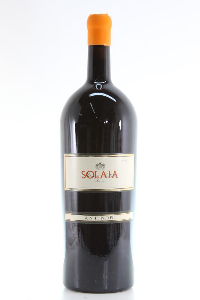 Antinori Solaia 2011