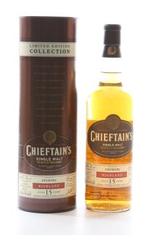 Ardmore Distillery (Chieftain