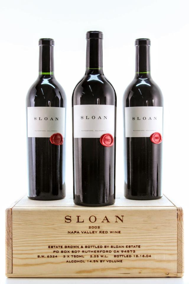 Sloan Estate 2002