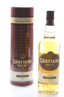 Ardbeg Distillery (Chieftain