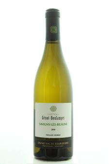 Génot-Boulanger Savigny-Lès-Beaune Vielles Vignes 2010