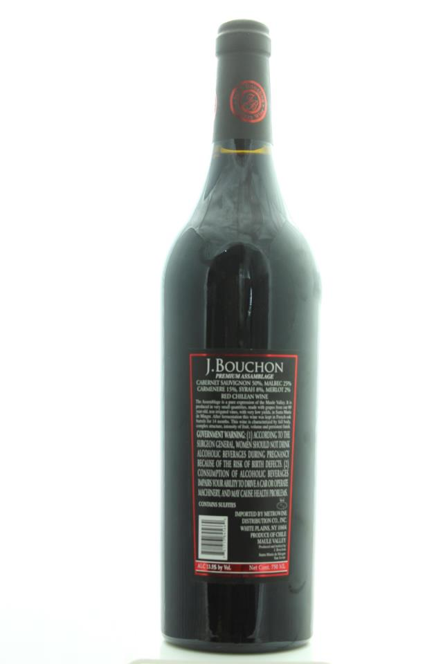 J. Bouchon Proprietary Red Assemblage 2003