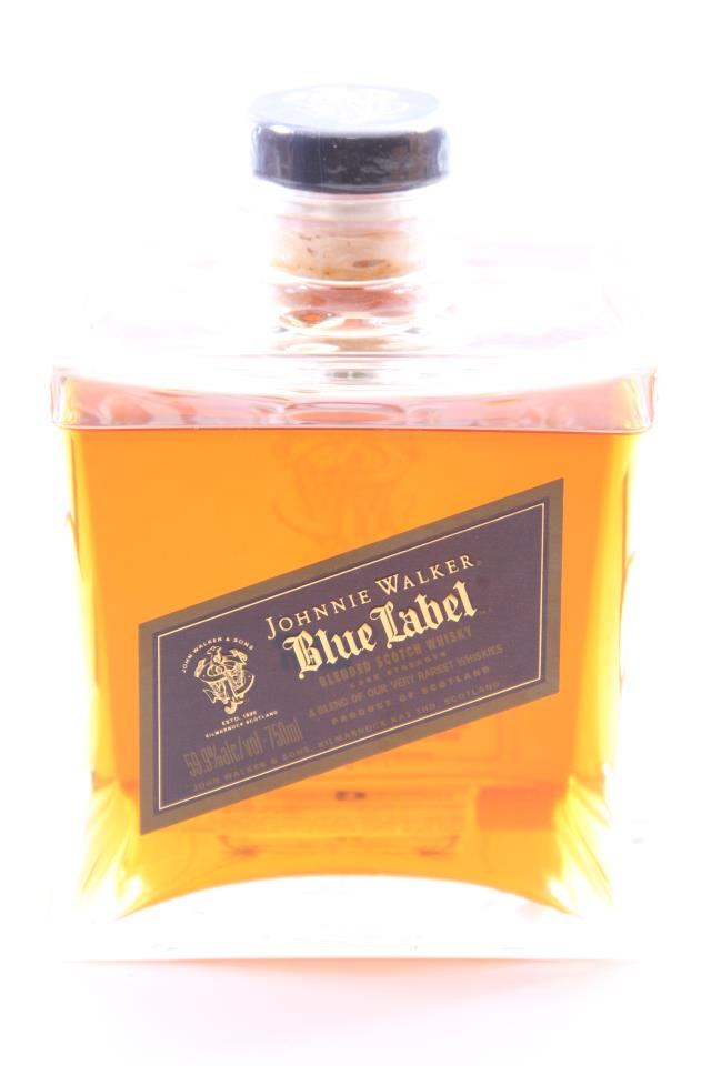 Johnnie Walker Blended Scotch Whisky Blue Label Limited Edition 200th Anniversary NV