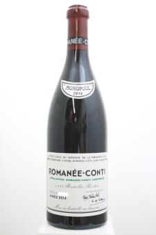 Domaine de la Romanée-Conti Romanée-Conti 2014