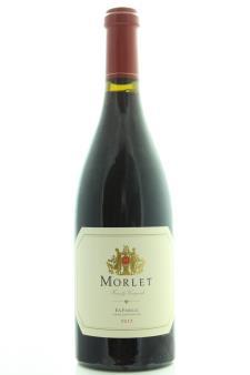 Morlet Family Vineyards Pinot Noir En Famille 2012