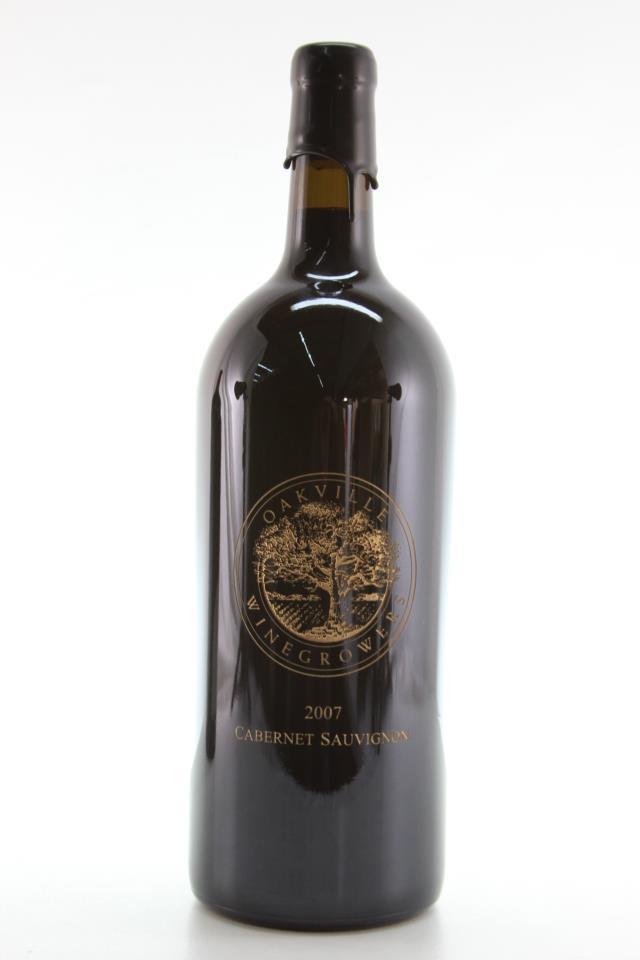 Oakville Wine Growers Cabernet Sauvignon Oakville Cuvée 2007