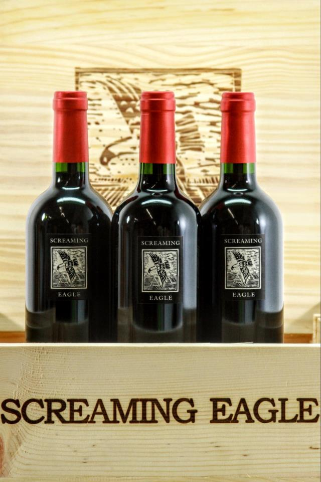 Screaming Eagle Cabernet Sauvignon 2013