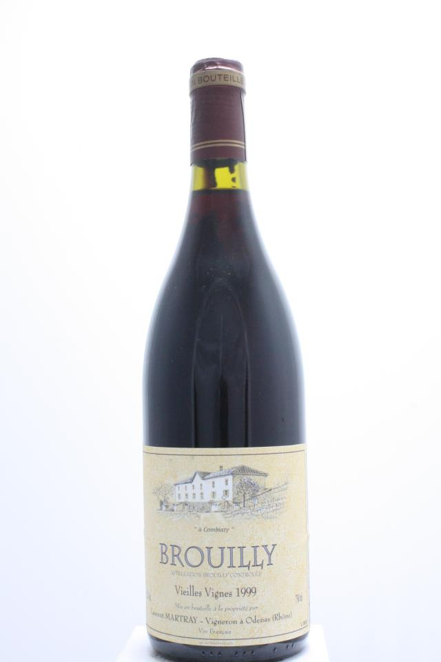 Laurent Martray Brouilly Vieilles Vignes 1999