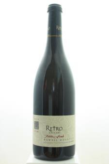 Retro Petite Sirah Old Vine 2010