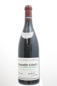 Domaine de la Romanée-Conti Romanée-Conti 2015