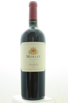 Morlet Family Vineyards Cabernet Sauvignon Passionnément 2012