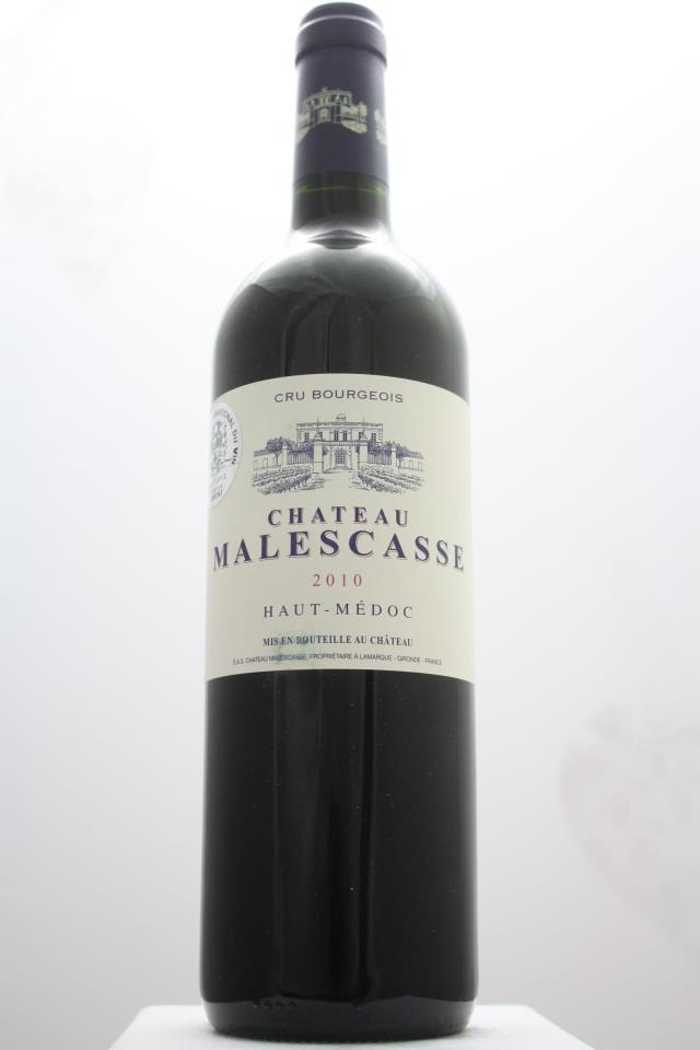 Malescasse 2010