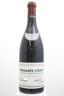 Domaine de la Romanée-Conti Romanée-Conti 2016