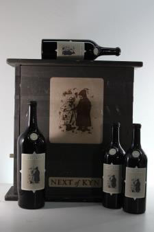 Sine Qua Non Next of Kyn Proprietary Red Cumulus Vineyard Release No ~ 2 Box Set 2008
