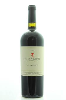 Peter Michael Proprietary Red Estate Les Pavots 2014