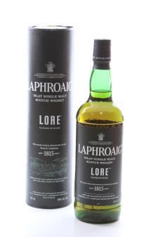 Laphroaig Islay Single Malt Scotch Whisky Lore The Richest of the Rich NV