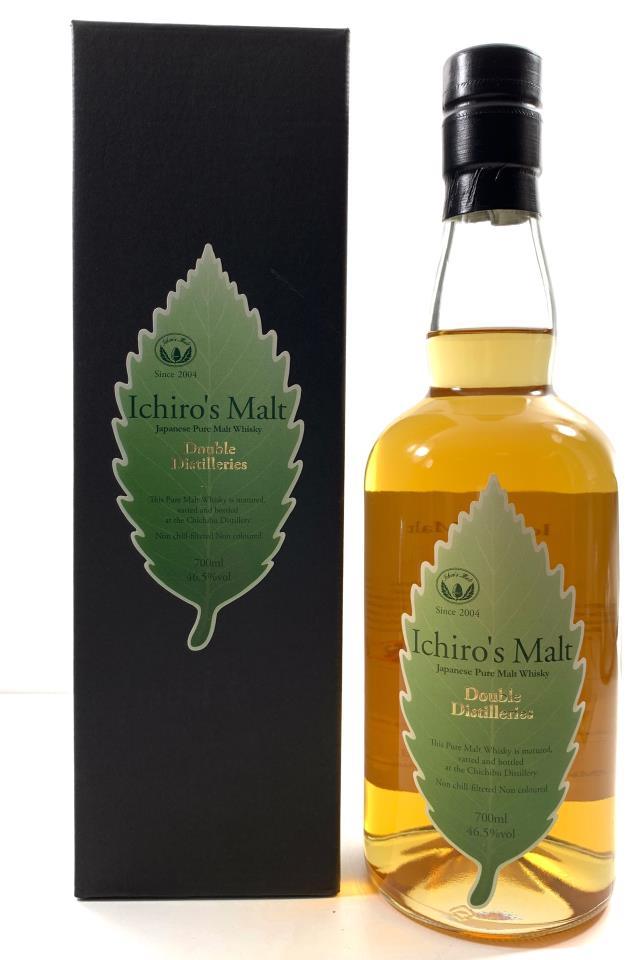 Ichiro's Malt Japanese Pure Malt Whisky Double Distilleries NV