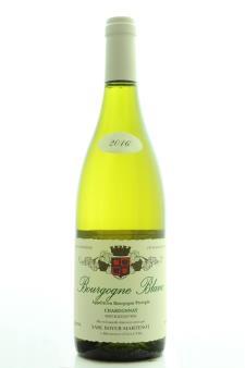 Yves Boyer-Martenot Bourgogne Blanc 2016