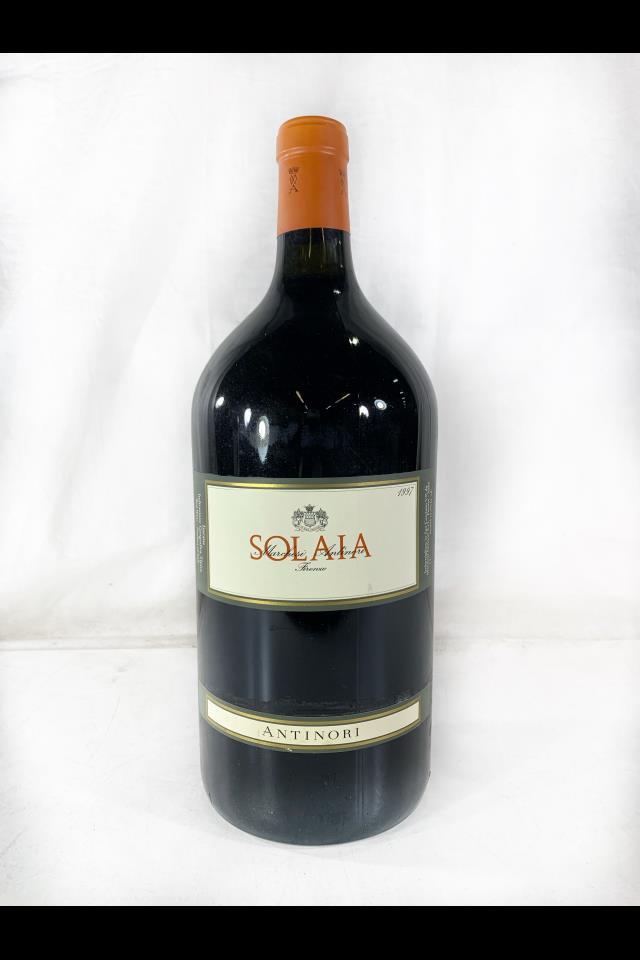 Antinori Solaia 1997