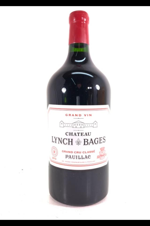 Lynch-Bages 2013