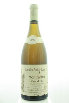 Guy Amiot Montrachet 2002