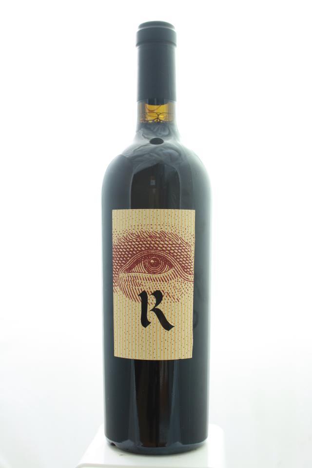 Realm Cellars Beckstoffer To Kalon Vineyard 2012