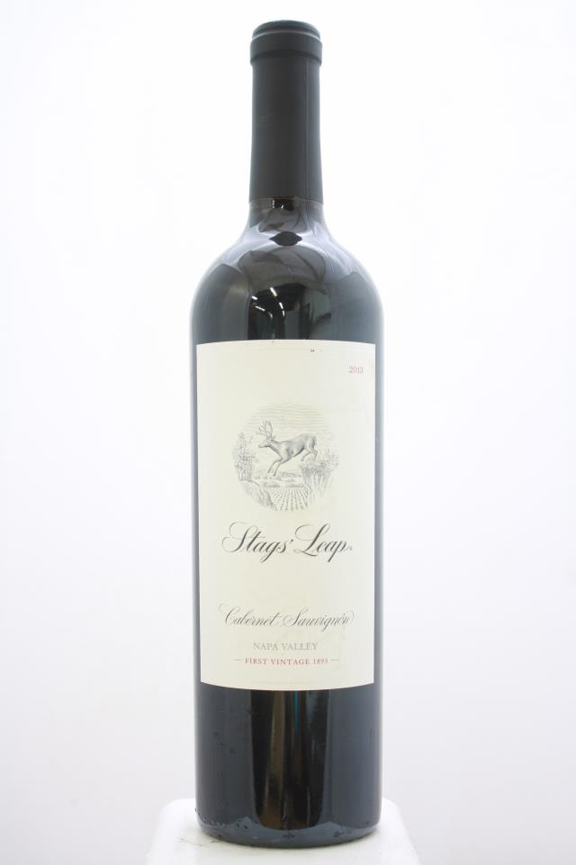 Stags' Leap Winery Cabernet Sauvignon Napa Valley 2013