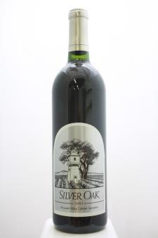 Silver Oak Cabernet Sauvignon Alexander Valley 2003