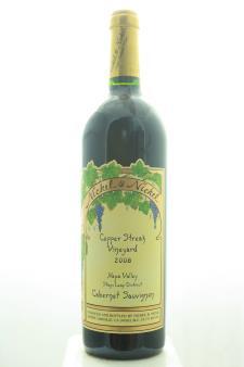 Nickel & Nickel Cabernet Sauvignon Copper Streak Vineyard 2008
