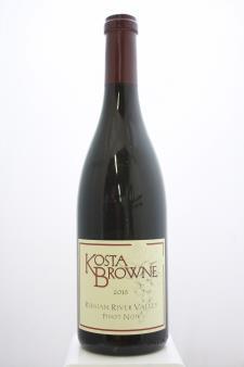 Kosta Browne Pinot Noir Russian River Valley 2015