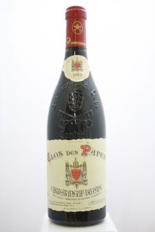 Clos des Papes Châteauneuf-du-Pape 1995