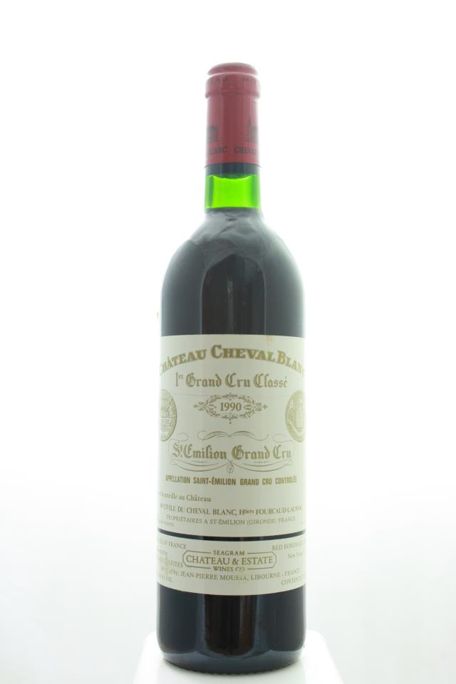 Cheval Blanc 1990