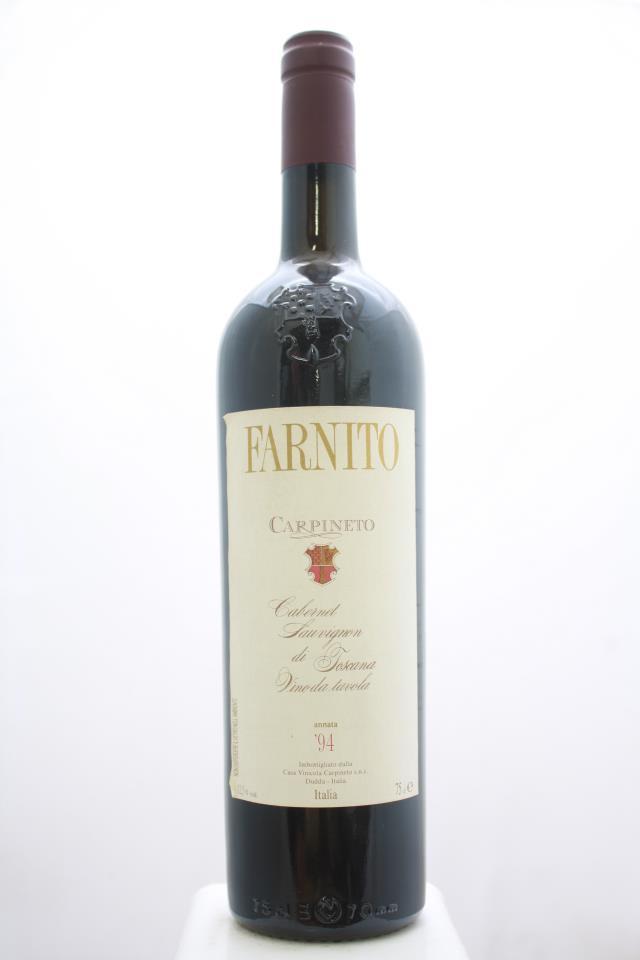 Carpineto Farnito 1994