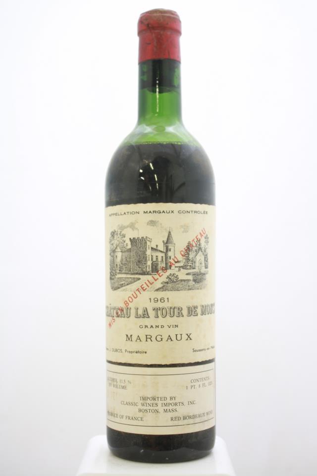 La Tour de Mons 1961