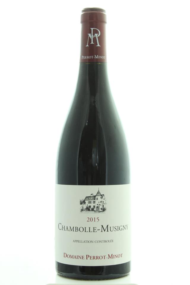 Perrot-Minot (Domaine) Chambolle-Musigny 2015