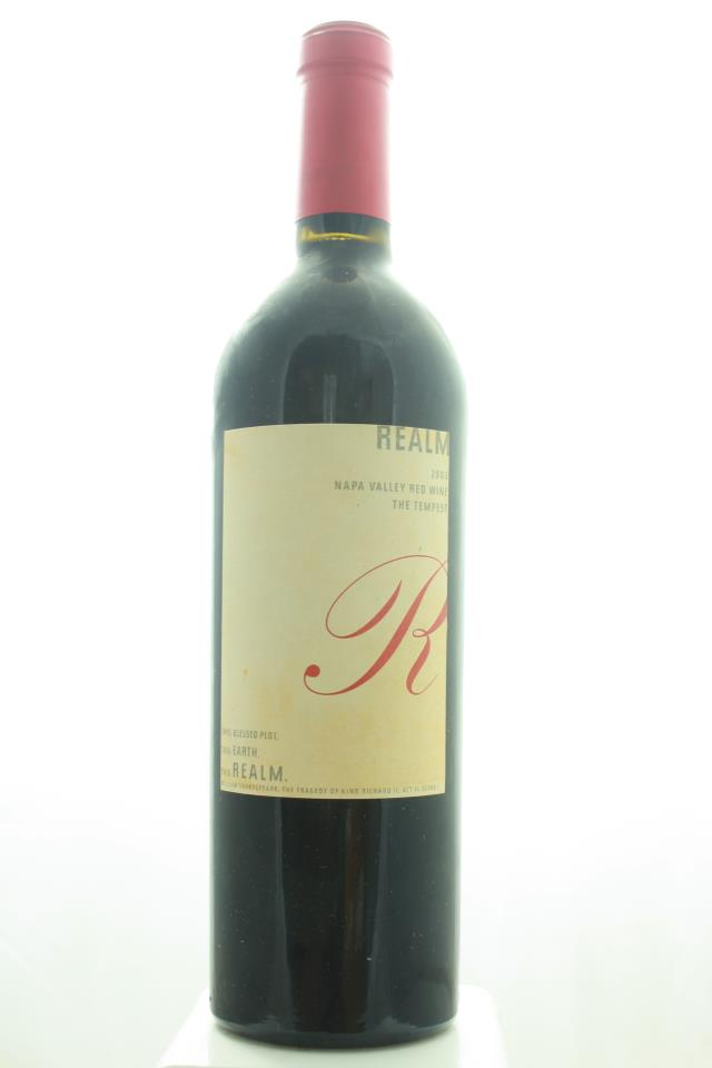Realm Cellars Proprietary Red The Tempest 2003