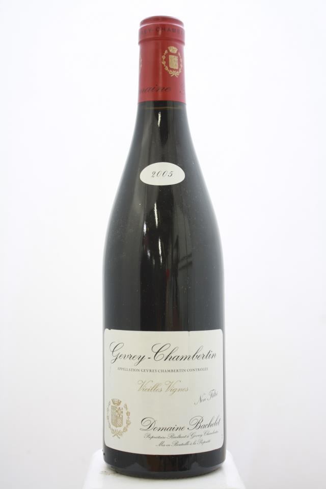 Domaine Bachelet Gevrey-Chambertin Vieilles Vignes 2005